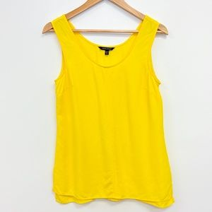 Banana Republic | Bright Vibrant Yellow Tank